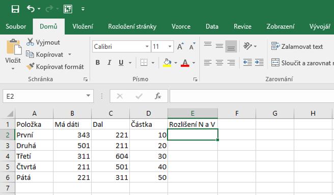 f49c1ba3c Rozlišení nákladů a výnosů ve výstupech z účetního deníku ...