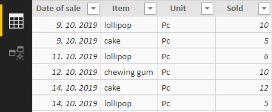 LOOKUPVALUE – assigning of values from other table without relation